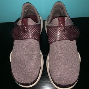 Nike sock dart SE 'night maroon' shoes